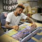 Odell Beckham Jr's One-Handed TD Catch Signed Memorabilia Selection Continues to Expand at All Price Points 28