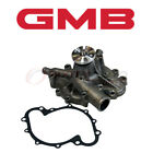 GMB Water Pump for 1973 1981 Jeep CJ5 50L V8 Engine Cooling Sending tn