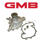 GMB Water Pump for 1973 1975 Jeep CJ6 50L V8 Engine Cooling Sending nf