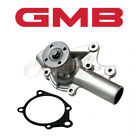 GMB Water Pump for 1985 1986 Jeep CJ7 42L L6 Engine Cooling Sending qu