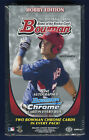 2011 Bowman Baseball Factory Sealed Hobby Box Bryce Harper