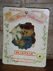 Boyds Bears 1999  ~SNOWY...THE FIRST SIGN OF SPRING~ BEARWEAR PIN  STYLE# 26124