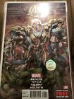 Marvel Age Of Ultron Book 1 Signed Autographed by Stan Lee