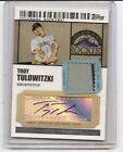 Troy Tulowitzki Rookie Card Checklist and Guide 8