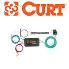 CURT Powered 3 To 2 Wire Taillight Converter for 2014 Kia Rondo 20L L4 tj