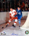 Gordie Howe Cards, Rookie Card Info and Autographed Memorabilia Guide 39