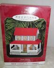 Hallmark Ornament Farm House Town and Country Series #1 1999 in box Sickman