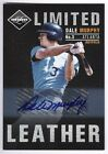 2011 Leaf Limited Dale Murphy Leather Auto Autograph Card #08 25 - FREE SHIPPING