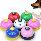 Pet Dog Training Bell Call Puppy Feeding Meal Cat Toys Ring Food Supplies Crazy