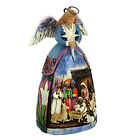 Jim Shore NATIVITY ANGEL 45 Figurine Ornament 4005767 Christmas 2006 MIB