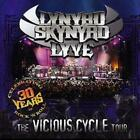 Lynyrd Skynyrd : Lyve - The Vicious Cycle Tour CD 2 discs (2008) Amazing Value