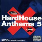 Various Artists - Hard House Anthems Vol.5: X-Rated - Various Artists CD 2EVG