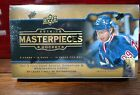 2014-15 Upper Deck Masterpieces Hockey Factory Sealed Hobby Box