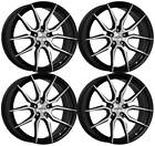 4 Dotz Misano dark wheels 95Jx19 5x112 for MERCEDES BENZ C ClC CLK CLS E GLA GL