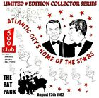 FRANK SINATRA The Rat Pack   Live 500 CLUB ATLANTIC CITY 1962 AUGt 25th LTD # CD