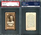 1912 C46 Imperial Tobacco Baseball Cards 48