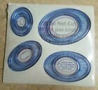 A New Creative Memories Oval Patterns Custom Cutting System