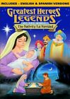 Greatest Heroes  Legends The Nativity DVD