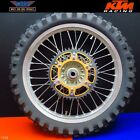 2003 KTM 450SX Rear Back Wheel Assembly Hub Rim Spokes Tire 250 400 54810001344