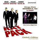 FRANK SINATRA &  RAT PACK LIVE IN CHICAGO,lll  1962 NOVEMBER 26th  LTD # 2 CD