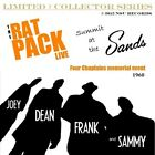 Frank Sinatra & The Rat Pack   LIVE AT THE SANDS HOTEL 1960 FEB 7th  LTD # 2 CD