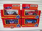 MATCHBOX 1993 Series 5 Modified Race Cars Fuller Pasteryak Flemke Marquis NuBoxd