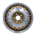 04507 OEM Reconditioned wheel 16 X 7 Gold w Black Flecks and a Machined Face