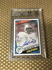 2015 Topps 60th Anniversary Retired Autograph Football Cards 14