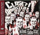 Closet Monster - The Killed Radio Star - Japan CD - NEW - 12Tracks