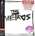 The Metros - The Metros Ep - Japan Mini Lp CD+VIDEO NEW