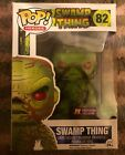 Funko Pop Swamp Thing Vinyl Figures 14