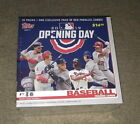 2019 Topps Opening Day Baseball MEGA Box 16 packs + 1 pack RED Parallel cards