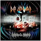 Def Leppard - Mirror Ball - Live And More - Def Leppard CD SEVG The Fast Free