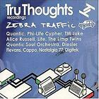 Tru Thoughts/Zebra Traffic Sampler, Various Artists, Used; Good CD