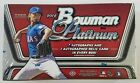 2012 Bowman Platinum Baseball Factory Sealed Hobby Wax Box