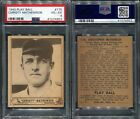 Christy Mathewson Cards and Autograph Guide 39