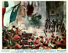The Leopard Original Lobby Card Luchino Visconti epic battle scene Il gattopardo