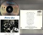 STATUS QUO -Aint Complaining CD -1988 -Full Silver W.GERMANY (1st Press?)