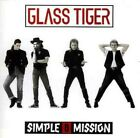 Glass Tiger : Simple Mission CD Value Guaranteed from eBay's biggest seller!