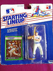 1989 Paul Molitor Starting Lineup Brewers HOF New In Pkg (29 yr old unit) RARE