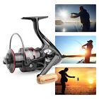 Left right Hand 12BB 5 Ball Bearings Saltwater Freshwater Fishing Spinning Reel