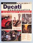 DUCATI 851/888/748/916/996/998/999/SP PERFORMANCE  BOOK-ULTIMATE 4 VALVE TUNING