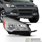 2013 2016 Ford Escape Factory Halogen Style Headlight Headlamp RH Passenger Side