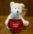 Boyds Plush #82050 BEAR HUGS, NEW/tags From Retail Store 5.5