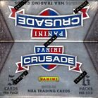 2013 14 PANINI CRUSADE BASKETBALL HOBBY BOX