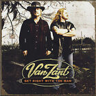 Van Zant : Get Right with the Man [SONY XCP CONTENT/COPY-PROTECTED CD] CD