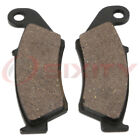 Front Ceramic Brake Pads 2005 Gas Gas MC 125 Set Full Kit  Complete fl