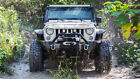 Undercover Nighthawk Jeep Wrangler JK Light Brow PS2 Bright Silver  NH1001 PS2