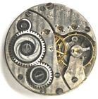 LADY ELGIN POCKET WATCH MOVEMENT 15 JEWELS FOR PARTS/REPAIRS #B226