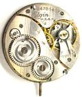 ELGIN USA WATCH MOVEMENT FOR PARTS/REPAIRS #A673